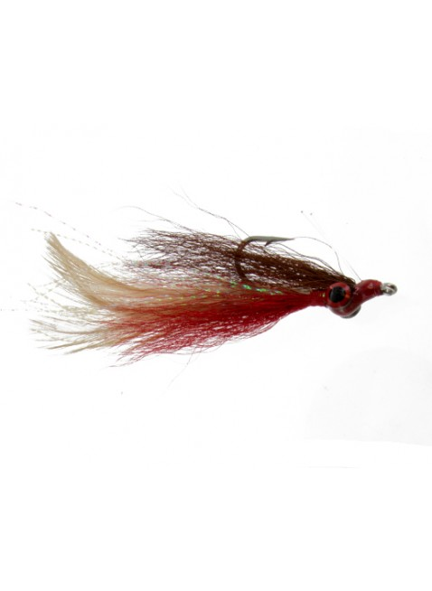 Clouser Deceiver : Dapper Tan