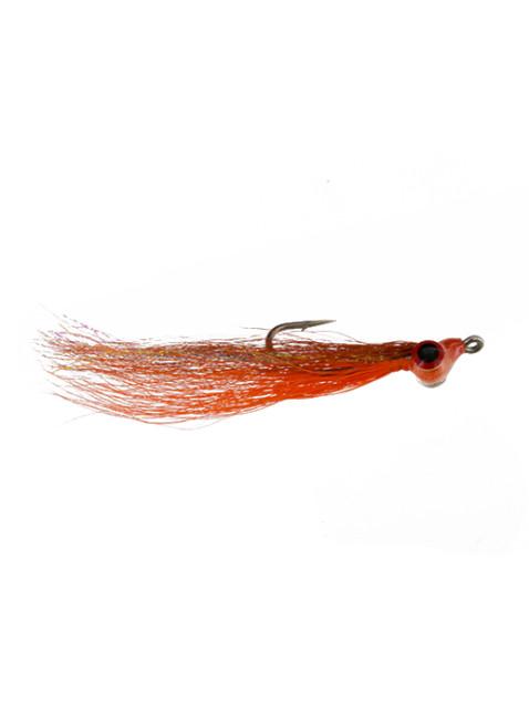 Clouser : Brown and Orange