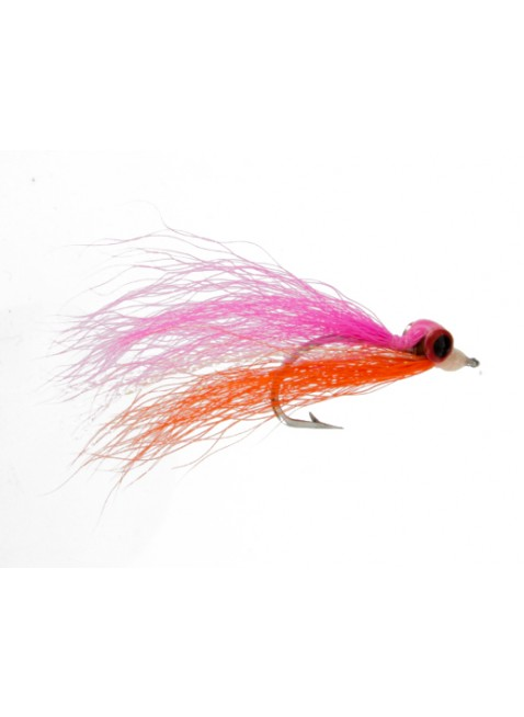 Clouser : Pink and Orange