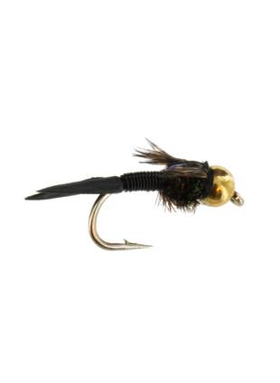 Beadhead Copper John : Black