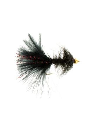 Beadhead Mini Leech : Black