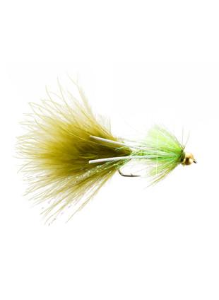 Beadhead Rubber : Olive