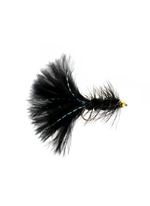 Beadhead Woolly Bugger : Black