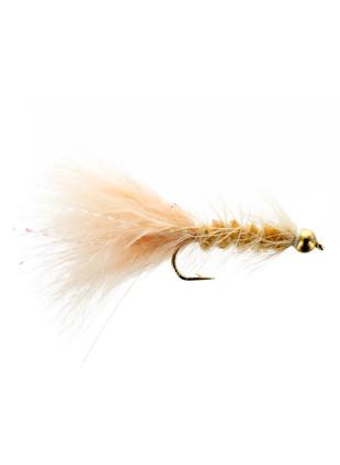 Beadhead Woolly Bugger : Ginger