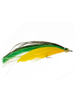 Blue Water Baitfish : Green + Yellow