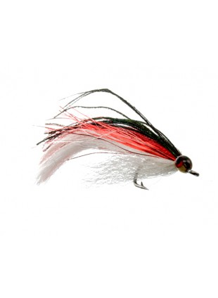 Blue Water Baitfish : Red + White