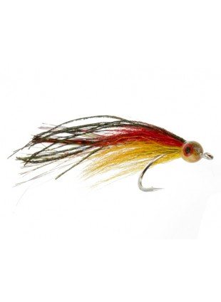 Blue Water Baitfish : Red + Yellow