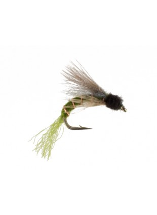 Blue Wing Olive-CDC Veil Emerger