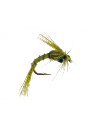 Blue Wing Olive-Thorax Bead