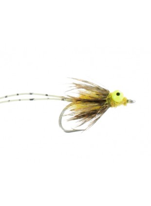 Carp Crack : Yellow