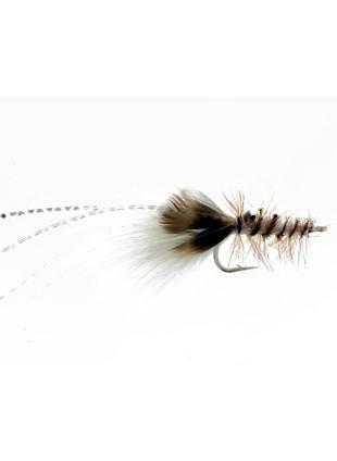 Carp Crawdad : Gray