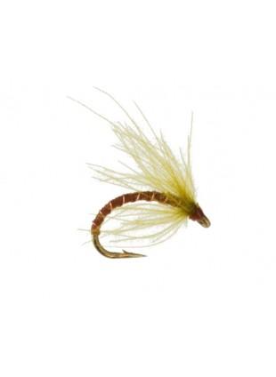 CDC Caddis Emerger : Olive