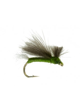 CDC Caddis : Olive