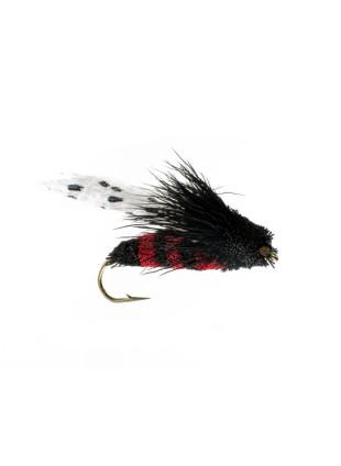 Cicada : Red + Black