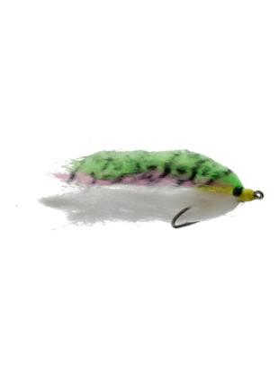 Deep Water Baitfish : Chartreuse + Pink