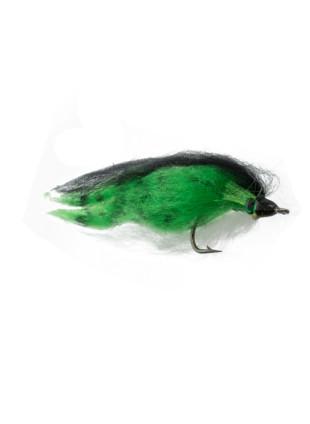Deep Water Baitfish : Green + Black