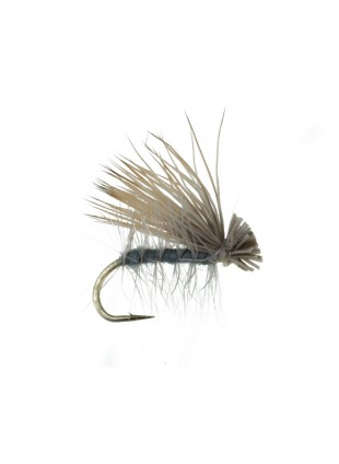Elk Hair Caddis : Gray