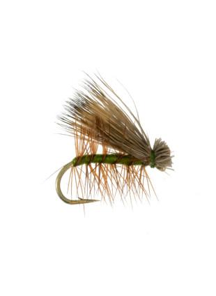 Elk Hair Caddis : Olive