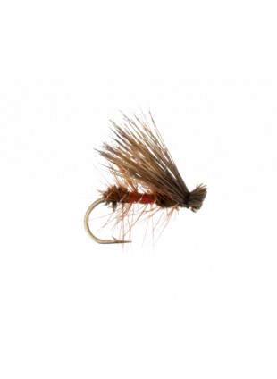Elk Hair Caddis : Royal