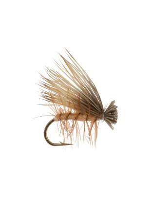 Elk Hair Caddis : Tan