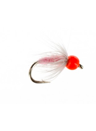 Firebead Soft Hackle Sow Bug : Pink