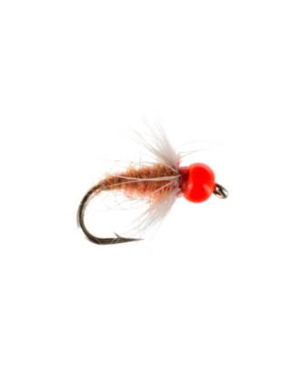 Firebead Soft Hackle Sow Bug : Orange