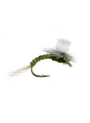 Foam Emerger-Blue Wing Olive-Biot