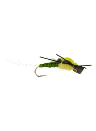 Floating Stonefly : Olive