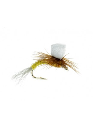Foam Emerger-Sulphur-Biot #2