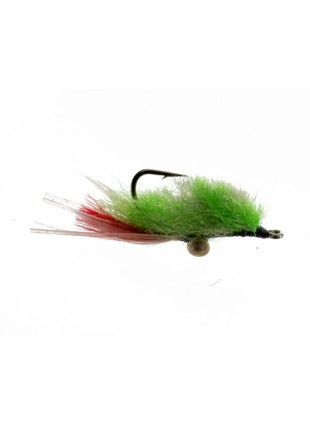 Ghostly Shrimp : Chartreuse