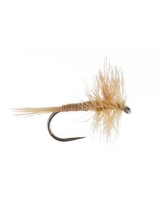 Ginger Mayfly (Barbless)