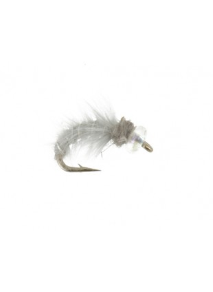 Glass Bead Midge : Gray