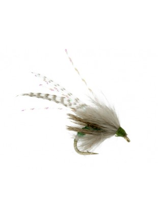 Graphic Caddis : Green