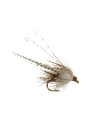 Graphic Caddis : Tan