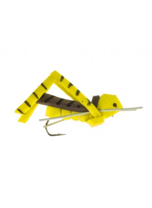 Head Turning Hopper : Yellow