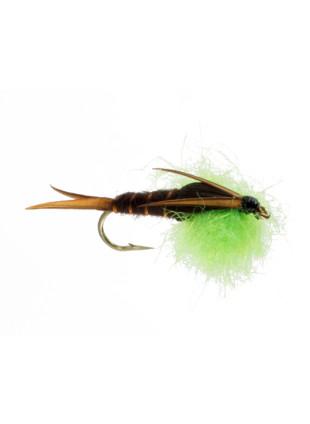 Hotspot Stonefly : Chartreuse