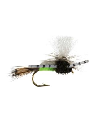 Humpy Parachute : Chartreuse