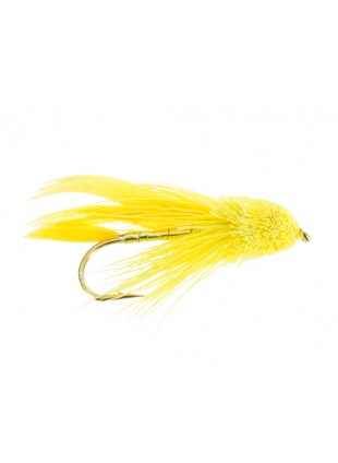 Muddler Minnow : Yellow