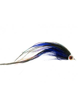 Musky Bandit : Black and Blue