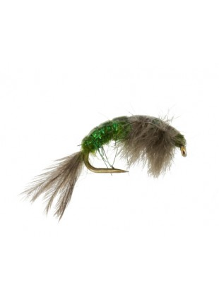 Net Builder Caddis : Olive