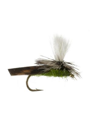 Parachute Caddis : Olive