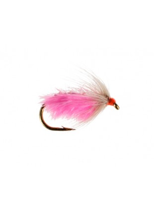 Ray Charles Soft Hackle : Pink