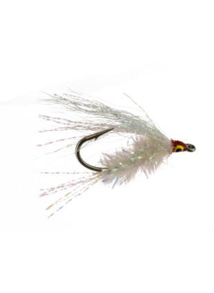 Redfish Minnow : White