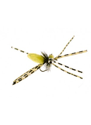 Silicone Flying Ant : Yellow