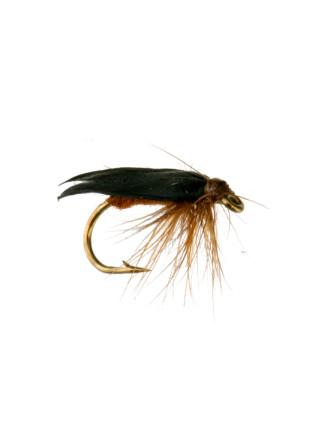 Slow Water Caddis : Brown