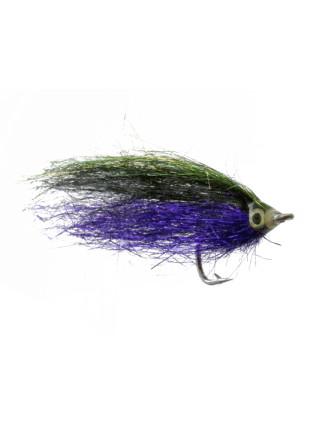 Smushmouth : Black + Purple