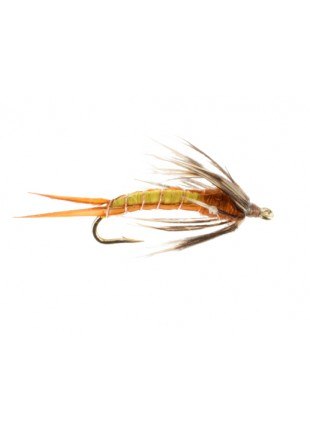 Soft Hackle : Yellow Sally