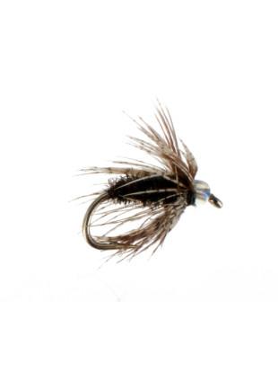 Soft Hackle : Peacock (Glass Bead)
