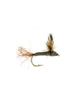 Sparkle Dun-Callibaetis : Brown Shuck