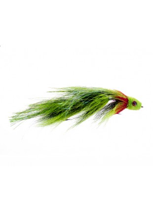 Suffering Suckertash : Chartreuse and Black (Double Articulated)